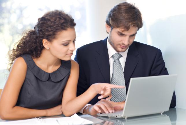 São consultores de negócios para seus clientes