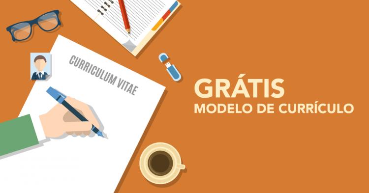 Download grátis: modelo de currículo