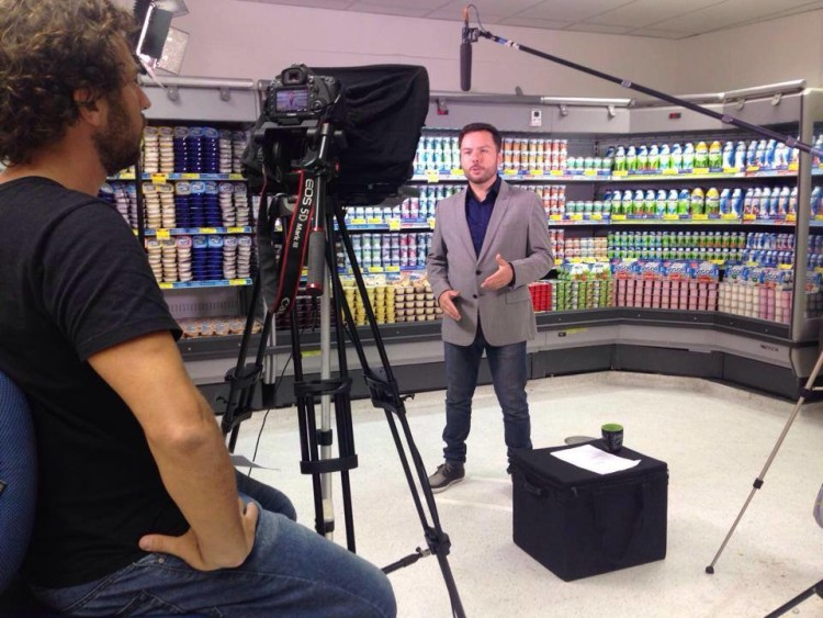 vídeos para coordenadores de vendas