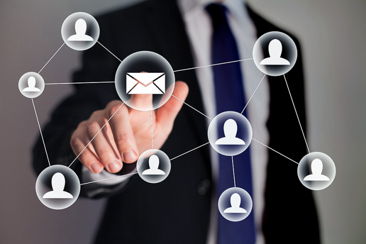como salvar modelos de e-mails no Gmail