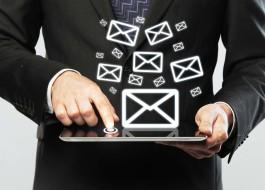 modelos de e-mails outlook