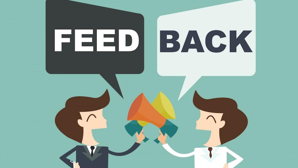 colete feedback no pós-venda