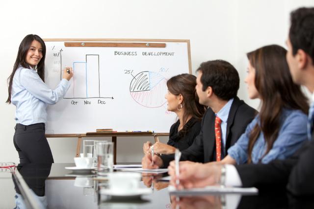 apresentações de vendas impactantes e eficazes