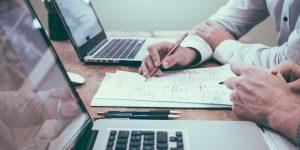 Apresentações de vendas para 4 tipos de clientes diferentes